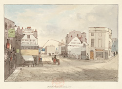 Church Street, Greenwich, 1841